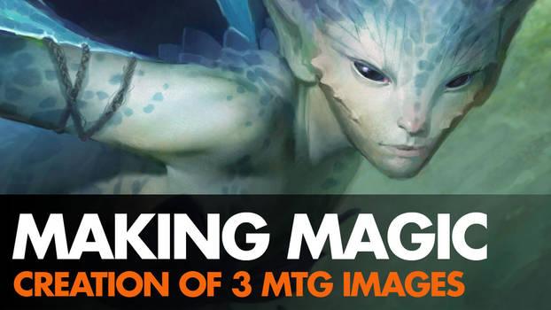 Making Magic Images video