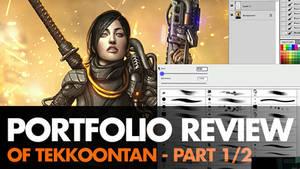 Portfolio Review of Tekkoontan