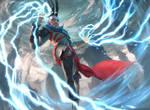 Stormchaser Mage - MTG