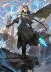 Nissa, Vital Force - MTG