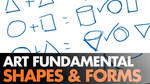 Art Fundamental: Shapes and Forms - video