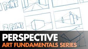 Art Fundamental: Perspective - video