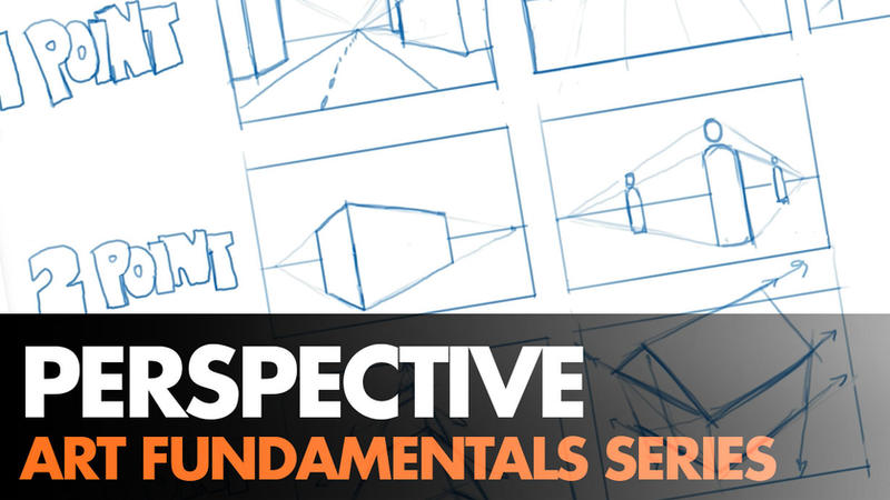 Art Fundamental: Perspective - video by ClintCearley