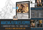 Making Ruthless Ripper - video
