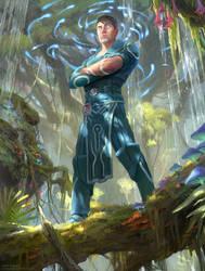 Jace, Ingenious Mind Mage - MTG