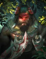 Beastmaster - Artifact by ClintCearley