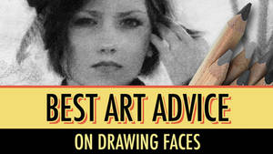 Best Art Advice on Faces - video link
