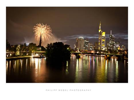 Frankfurt Fireworks