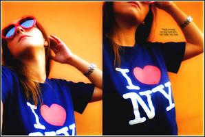 I love New York. by Lollipop85