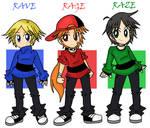 The RowdyRude Boys