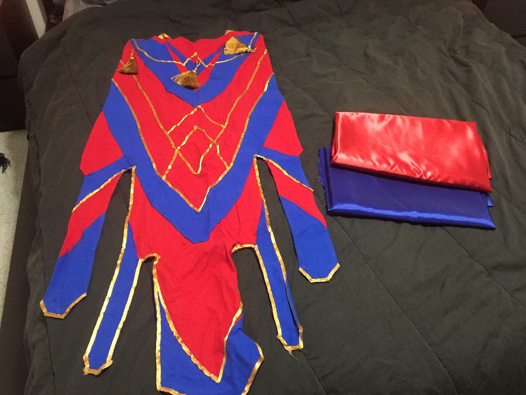 2013 RuneScape Cosplay Completionist Cape by Sen by Pink7777