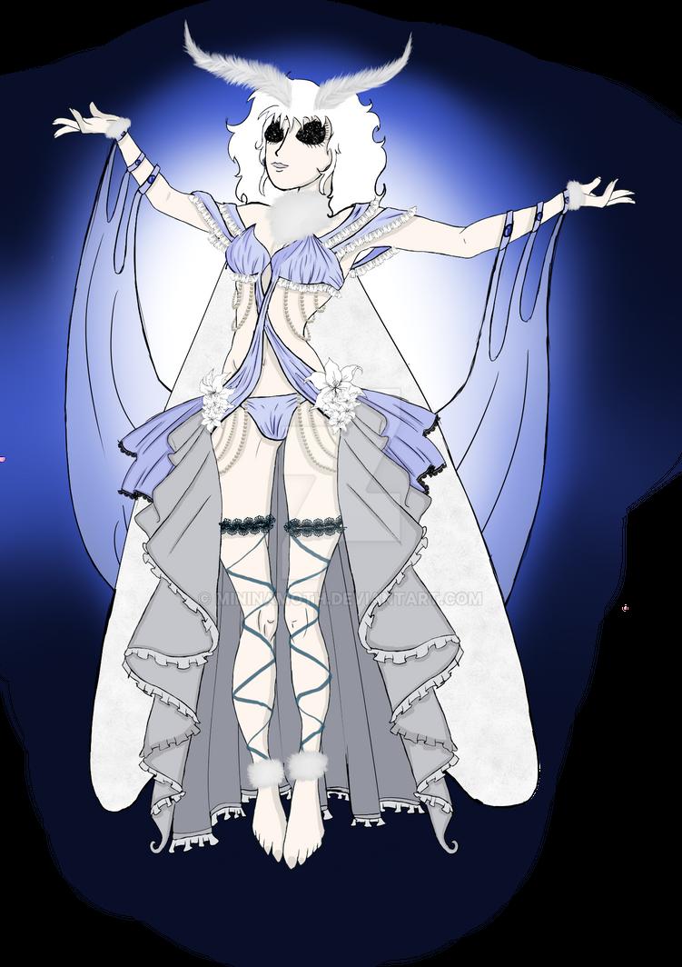 Minina Clothing Reference by VictorianVafela