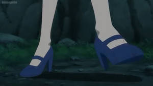 Dawn's Blue Shoes 4