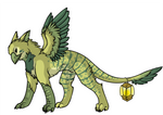 Orrin and Lantern