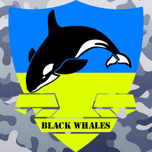Black Whales Clan Avatar Ukraine by Molran