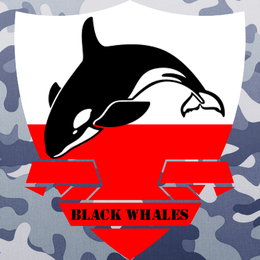 Black Whales clan avatar Poland by Molran