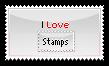 i Love Stamps Stamp