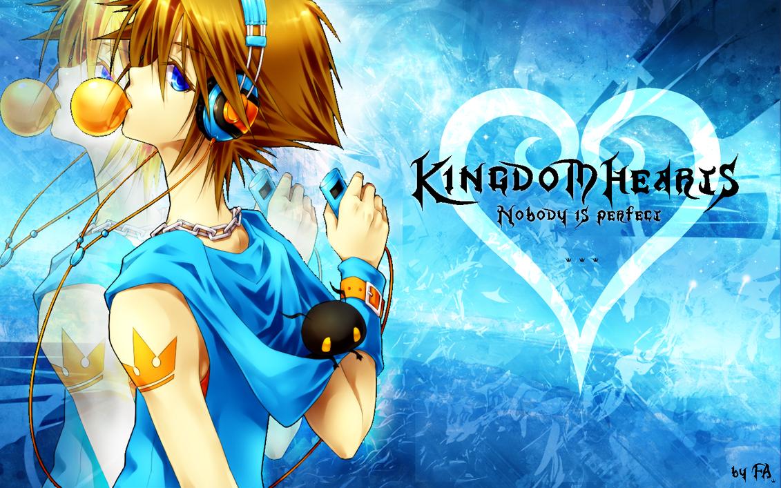Kingdom Hearts Wallpapers Reddit Fitrinis Wallpaper