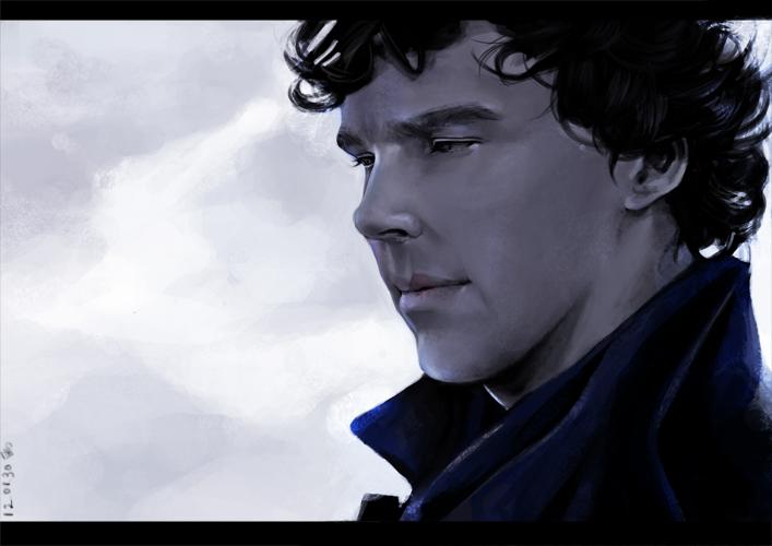 Sherlock by Unisha