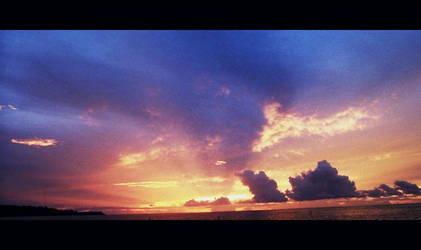 Sunset in Grenada by iamanaira