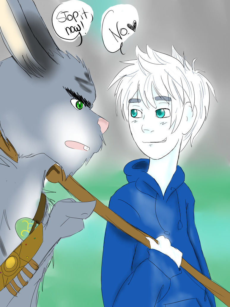 Jack Frost And Bunny