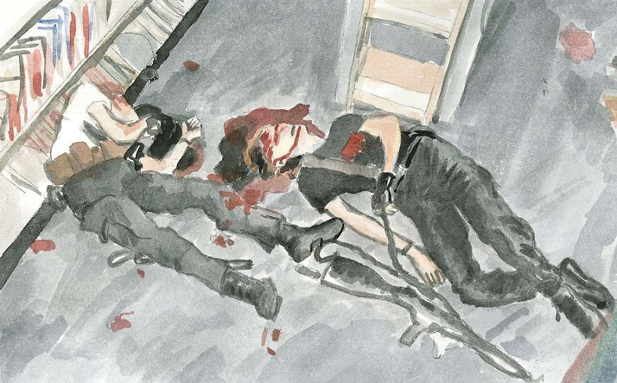 Columbine by Fradga