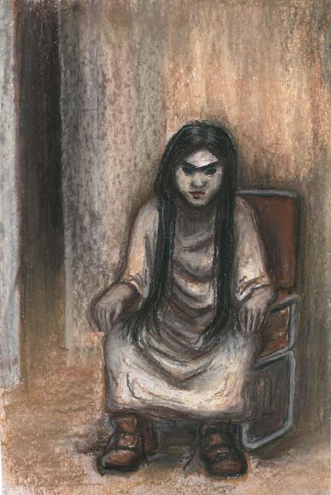 Sadako by Fradga