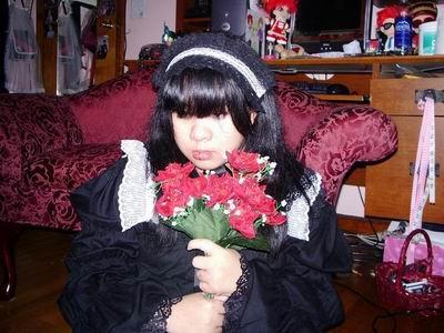 Red Roses by VampireLolitaAi