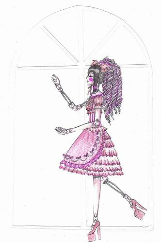 Broken Doll Collection: no. 00 by VampireLolitaAi
