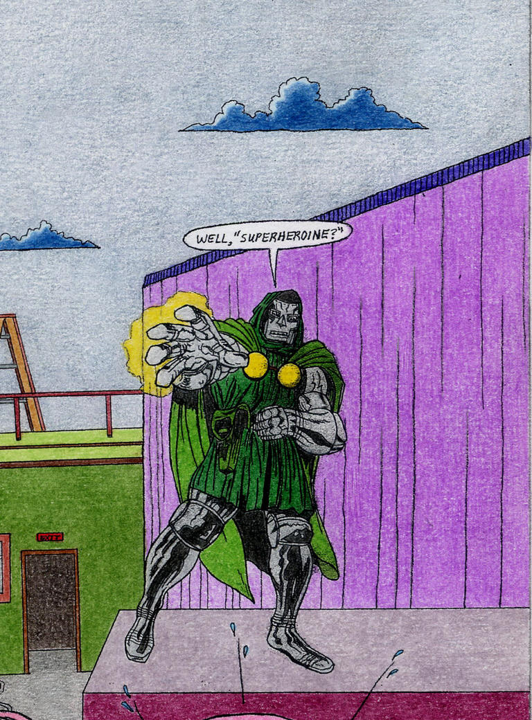 Dr. Doom Awaits by Nightwalker50