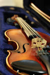 Violin by GoddessOTU