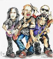 --Metallica-- Kique style by kique-ass