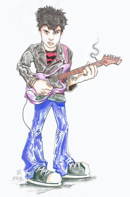 Ryan Adams Kique-style by kique-ass
