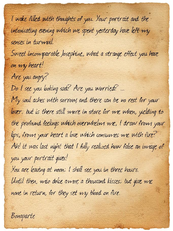 Love Letter Of Old By Kcocina On DeviantArt