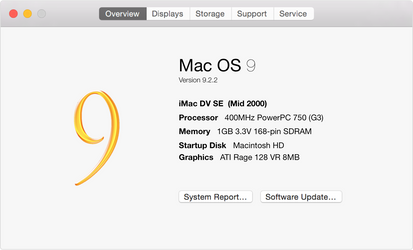 Custom About This Mac Window