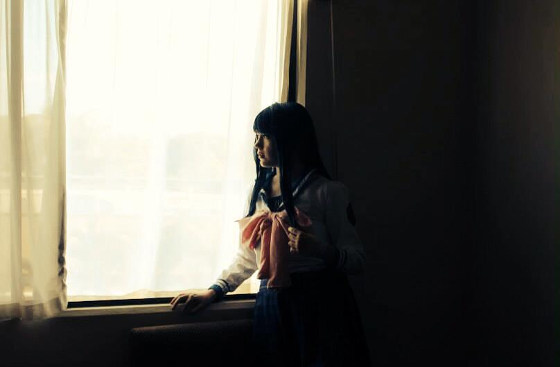 Sayaka Maizono is v dramatic by sleepyrie