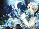 00 Blue Rose Star Catcher