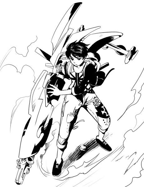 00 Anime Boy