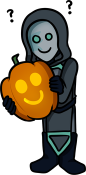 Pumpkins: Algernon