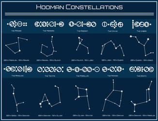 Hooman Constellations