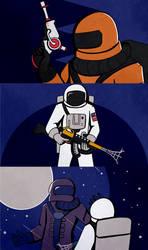 Cosmonauty Panels