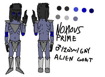Noxious Prime Reference by K1NGP0LLUX