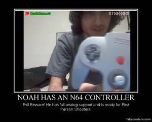 DM poster- Noah 3