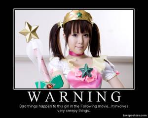 DM poster- WARNING