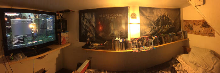 The new Games Wall