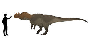 Ceratosaurus dentisulcatus