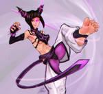 Street Fighter-Juri