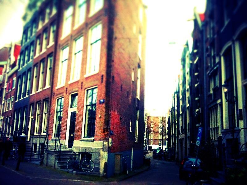 Amsterdam by rattakiti