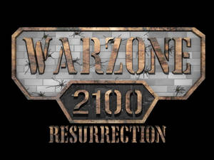 Warzone 2100 Title remake