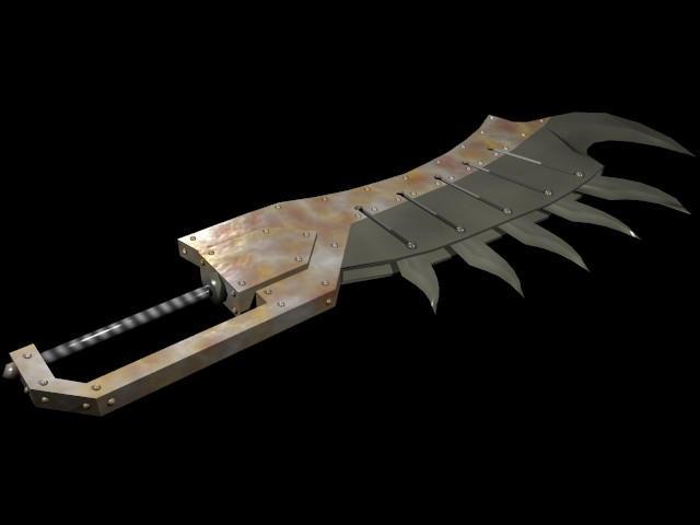 Lacerator Blade by DFStormbringer